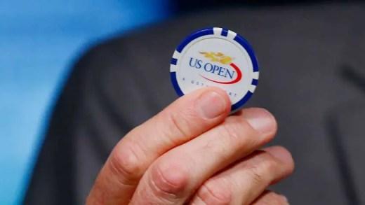 Acompanhe o sorteio do US Open 2015, em DIRETO