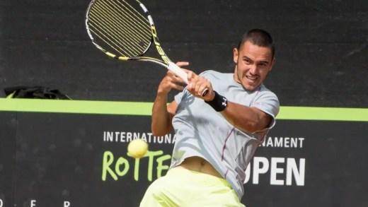 Gonçalo Oliveira derrotado por parceiro de pares na República Dominicana