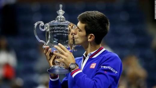 Djokovic líder até 2016; Pennetta no top10