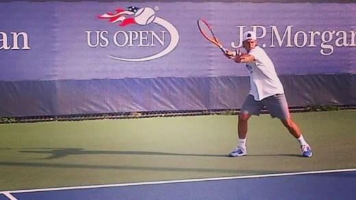 Cunha e Silva diz adeus ao US Open com derrota em pares