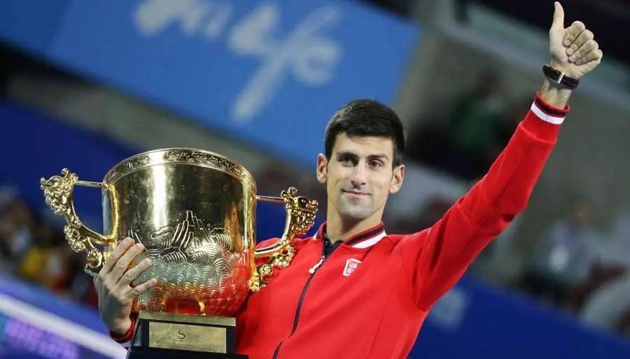 Djokovic hexa em Pequim