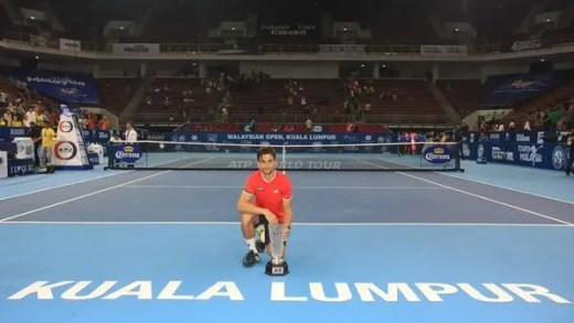 Ferrer campeão em Kuala Lumpur