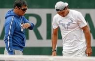 Toni Nadal: «Há que mudar as regras no ténis e não é para beneficiar o Rafa, mas sim o espetáculo»