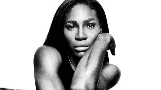 A mensagem de Serena Williams em defesa da igualdade de direitos