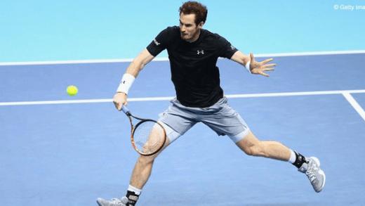 Andy Murray entra a vencer na O2 Arena