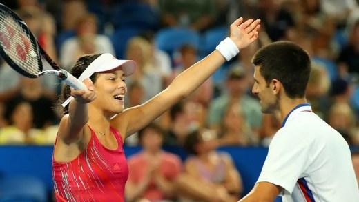 Djokovic e o adeus da sua amiga de infância Ivanovic: «Fiquei de lágrimas nos olhos, ela é uma pessoa incrível»