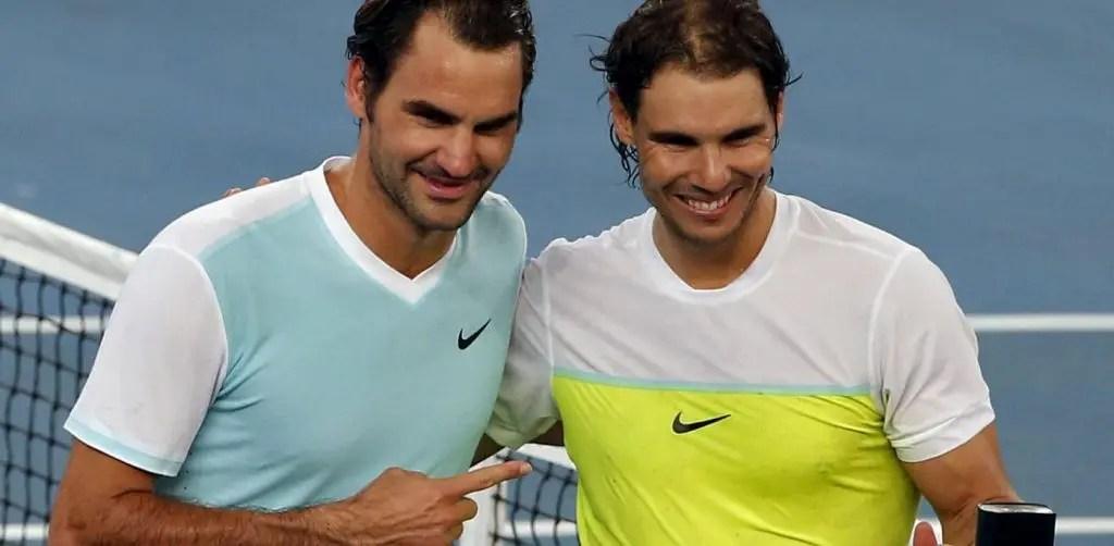 Contas da liderança do ranking: Federer aproxima-se e está na luta pelo n.º 1