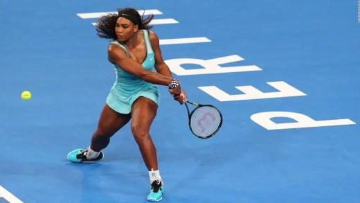 Serena Williams vai disputar o Open da Austrália segundo um dos patrocinadores do torneio
