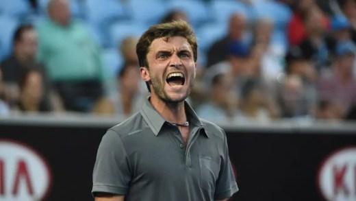 Gilles Simon e a forma de Djokovic: «É um bocadinho humilhante para toda a gente»