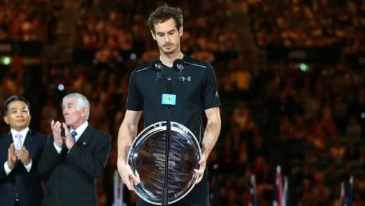 [Vídeo] Andy Murray emociona-se ao falar da mulher