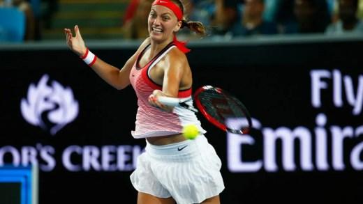 Kvitova foi operada e não poderá suster qualquer peso na sua mão durante 3 meses