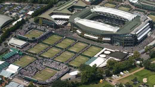 Wimbledon entregou os seus primeiros wildcards