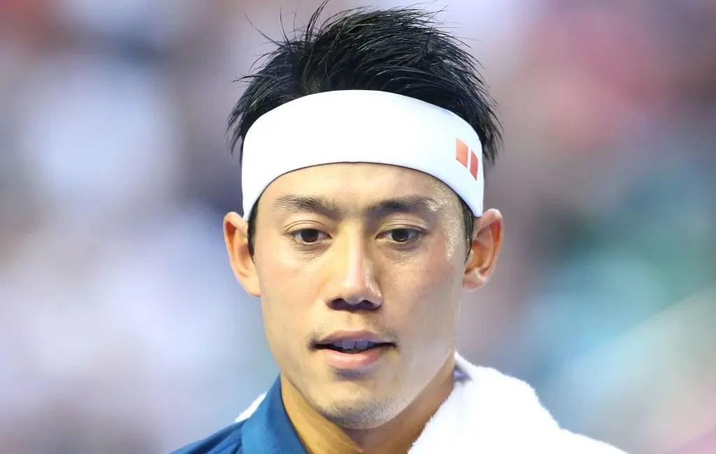 Nishikori descarta operação ao pulso direito… para já