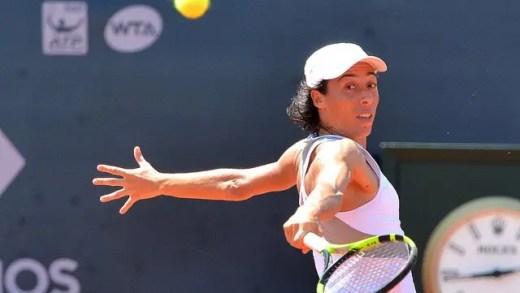 """Wildcard para Sharapova em Roland Garros? """"Sou antiga campeã e finalista, mas não conto nada"""", diz Schiavone"""
