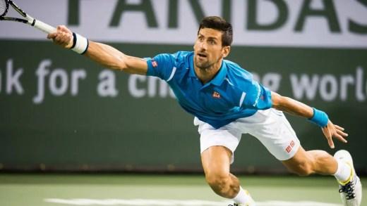 Mais um super recorde para Novak Djokovic
