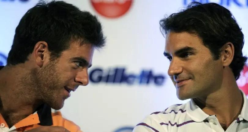 Del Potro eleito pelos colegas para Regresso do Ano e Federer para tenista com mais desportivismo
