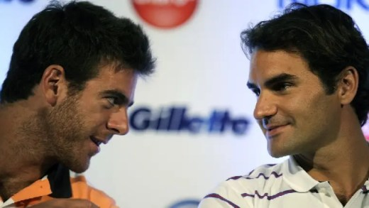 CONFIRMADO: Federer e Del Potro marcam duelo escaldante cedo demais em Miami