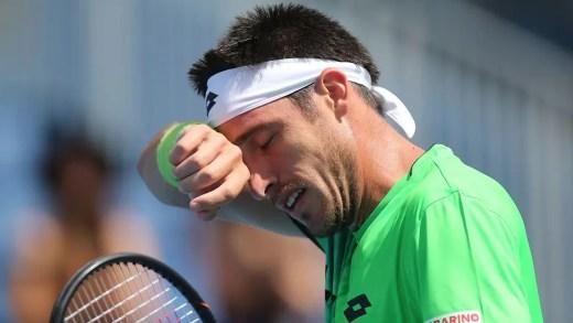 Incrédulos, argentinos apresentam queixa do court na Polónia à ITF
