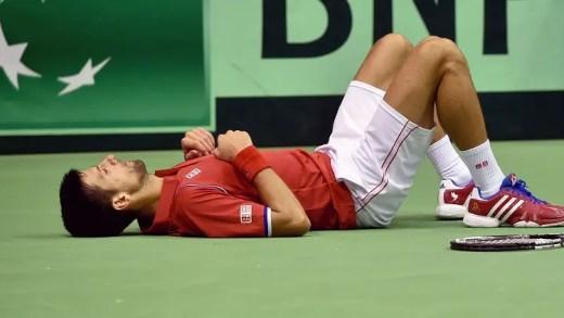 6 de março de 2016: o dia em que Djokovic voltou a mostrar que é humano