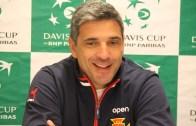 Marques anuncia convocatória da Davis para duelo com a Ucrânia e há uma novidade