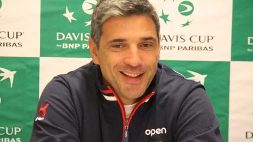 Nuno Marques: «Ter dois jogadores tão fortes e que valorizam tanto a Taça Davis deixa-nos bastante orgulhosos»