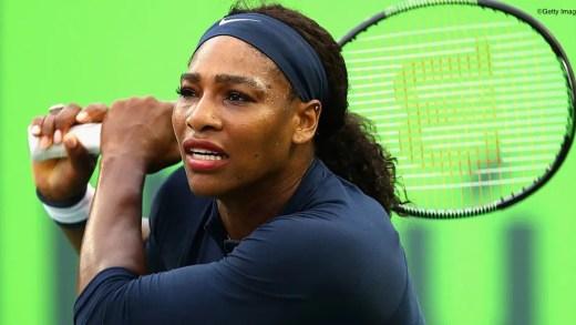 Serena Williams tem planos de VOLTAR ao ténis em 2018