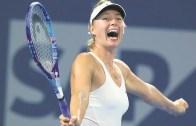 Maria Sharapova conhece primeira adversária após suspensão