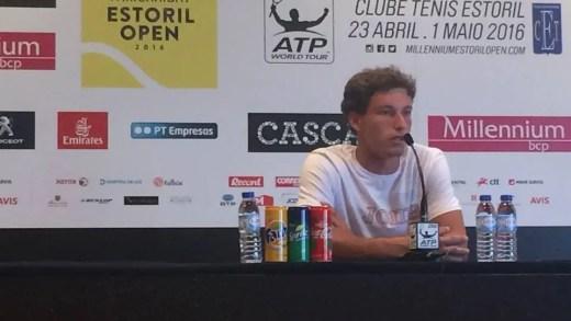 Pablo Carreño Busta: «Tenho trabalhado muito para alcançar estes resultados»