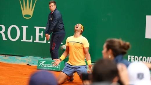 [Vídeo] O match point perfeito de Rafael Nadal