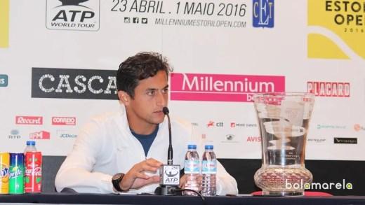 Almagro: «Se não fossem a minha mulher, irmãos e pais não voltava a competir»