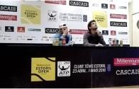 10 frases que deixaram marca na terra batida do Estoril