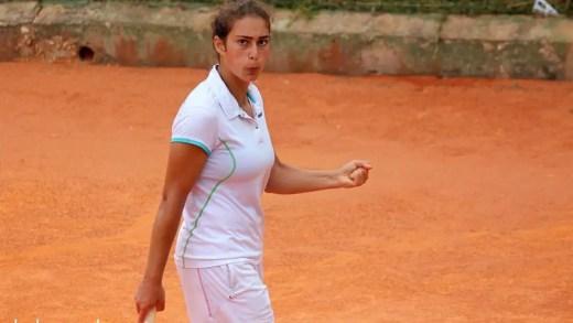 Ana Filipa Santos carimba 2.ª vitória da carreira em quadros principais ITF