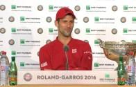 Djokovic: «Não quero parecer arrogante… mas tudo na vida se consegue»