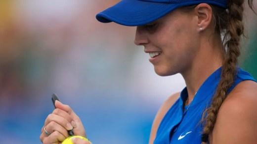Wimbledon utiliza apenas seis dos oito wild cards femininos. Michelle no qualifying