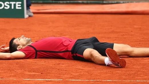 [Vídeo] O momento pelo qual Djokovic esperou uma vida