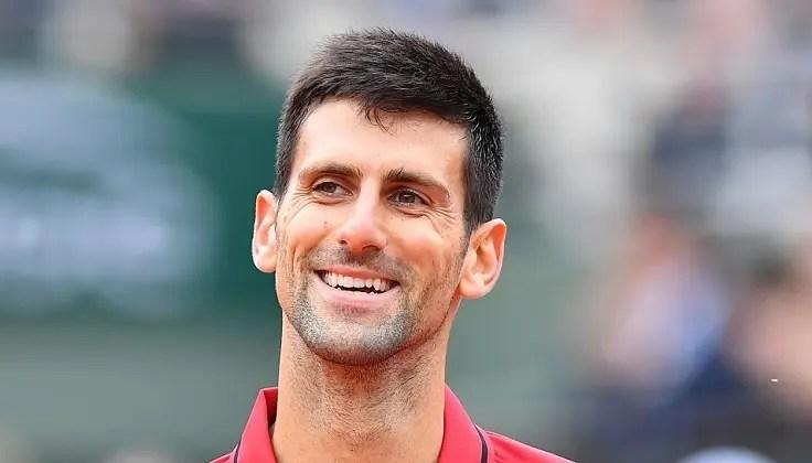 Djokovic fez algo inédito e também uma coisa que ninguém fazia há 47 anos