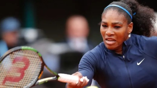 Serena revela: «Fiquei tão lixada que abandonei as minhas raquetes em França»