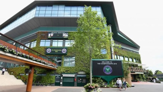 'Manic Monday' de Wimbledon promete encontros… aliciantes