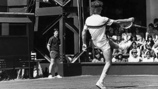 As 5 maiores birras de sempre em Wimbledon