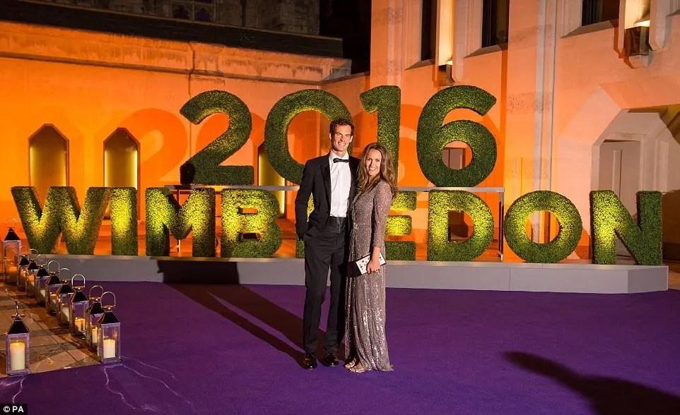 [FOTOS] Glamour e classe na festa dos campeões em Wimbledon