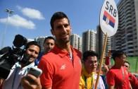 Djokovic quer Jogos Olímpicos… com fase de grupos