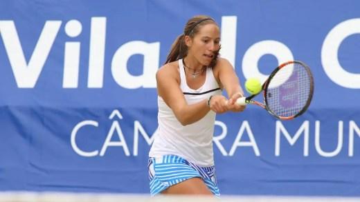 Francisca Jorge eliminada na segunda ronda em Santarém