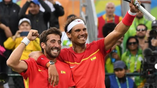 Nadal: «Os Jogos não são o torneio mais importante do ténis, mas foram a melhor experiência da minha carreira»