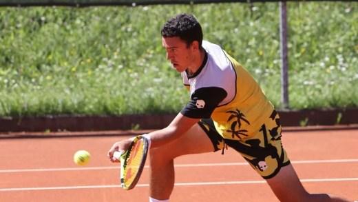 Gonçalo Oliveira continua em bom plano na Tunísia e já está nos 'oitavos'