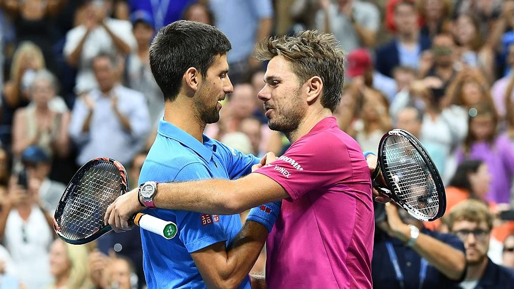 Wawrinka para Djokovic: «Graças a ti sou o que sou hoje»