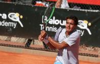 Francisco Cabral junta-se a Monteiro na segunda ronda em Espanha