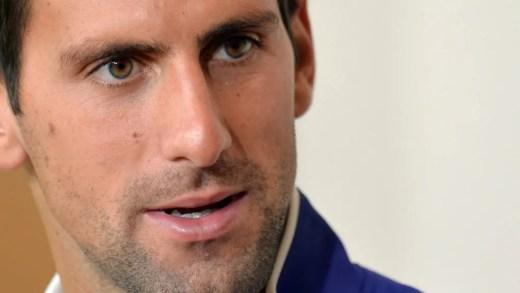 [ATUALIZADO] Novak Djokovic terá desistido do torneio de Miami