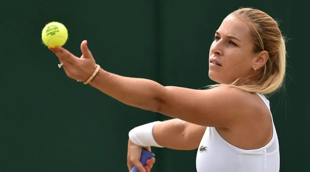 Cibulkova e Khachanov com novos máximos de carreira