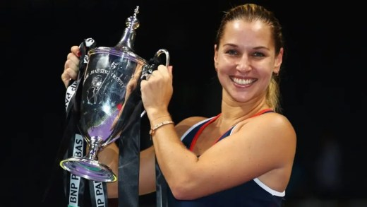 WTA Finals não vai ter a campeã em título