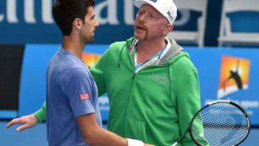 Becker: «O Djokovic não tem o crédito que devia. Ele tem uma carreira incrível»